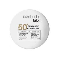 CUMLAUDE SUNLAUDE MAQUILLAJE COMPACTO FP50 MEDIUM 10GR