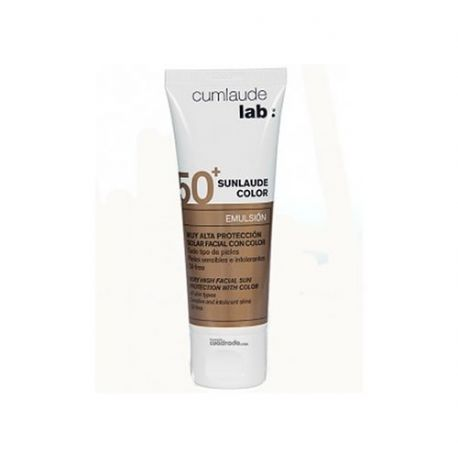 CUMLAUDE SUNLAUDE ANTIAGING FP50 EMULSION 50 ML