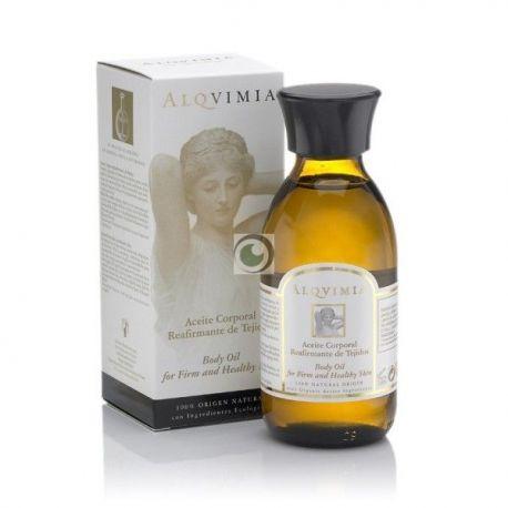 ALQVIMIA ACEITE CORPORAL REAFIRMANTE TEJIDOS 150ML