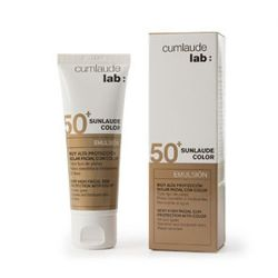 Cumlaude Sunlaude Emulsión Color SPF50+ 50ml