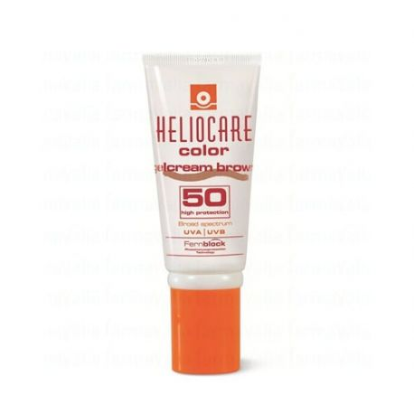 HELIOCARE GEL CREAM BROWN SFP50