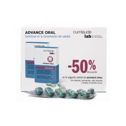 CUMLAUDE ADVANCE ORAL 30+30 CAPSULAS