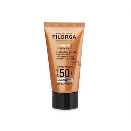Filorga UV-Bronze Fluído Solar Anti-Age Facial SPF50