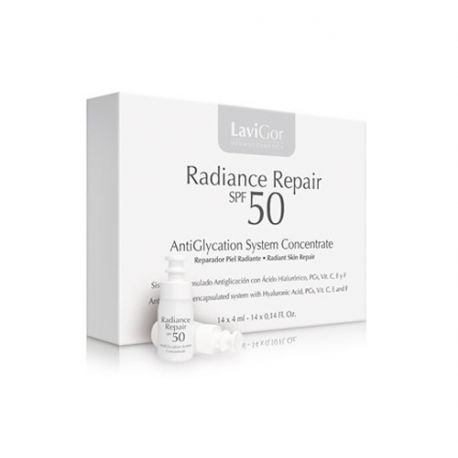 Lavigor Radiance Repair SPF50 14 ampollas x 4ml