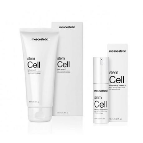 Pack Stem Cell Body Serum 200ML + Nano Filler Lip Contour 15ML
