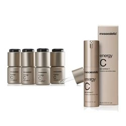 Mesoestetic Pack Energy C Complex 4 x 7ML + Eye Contour 15ML