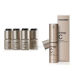 Pack Energy C Complex 4 x 7ML + Eye Contour 15ML