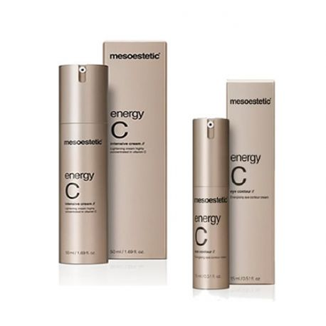 Pack Energy C Intensive Cream 50ML + Eye Contour 15ML