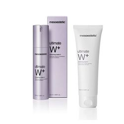 Mesoestetic Pack Ultimate W+ Whitening Cream 50ML +Whitening Foam 100ML