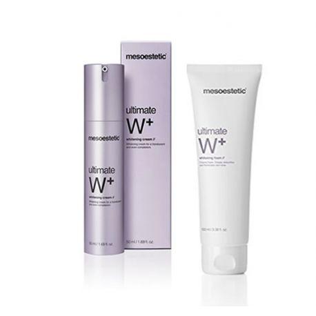 Pack Ultimate W+ Whitening Cream 50ML +Whitening Foam 100ML