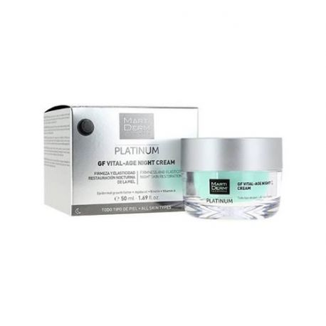 Martiderm Platinum Vital-Age Night Cream 50ml