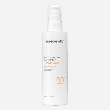 Mesoestetic Mesoprotech Sun Protective Body Lotion 200ml