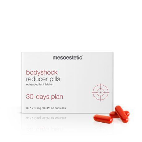 Mesoestetic Bodyshock Reducer Pills 30 cápsulas