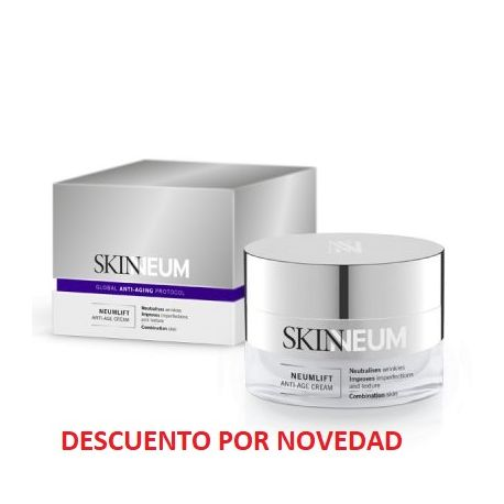 Skinneum Neumlift Anti-age Crema Piel Mixta 50ml+ Sensilaude Micelar 300ml