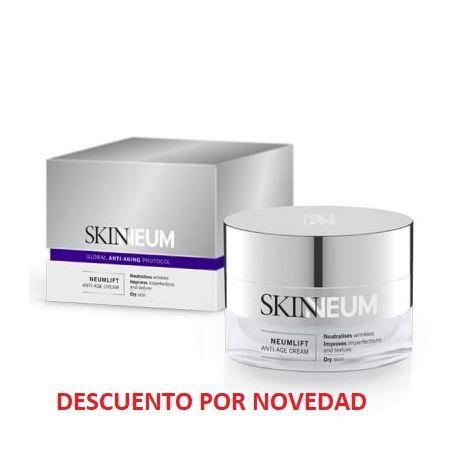 Skineum Neumlift Antia-age Crema Piel Seca 50ml + Sensilaude Micelar 300ml