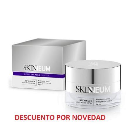 Skinneum Nutrineum Replumping Cream 50 + Sensilaude Micelar 300ml regalo