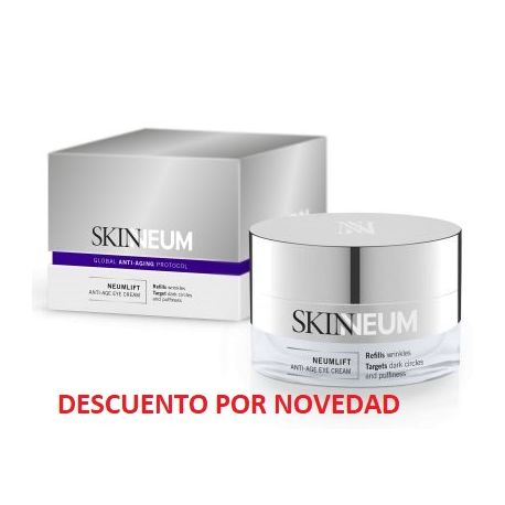 Skinneum Neumlift Anti-age Eye Cream 15ml + Rilastil Crema Manos 150ml