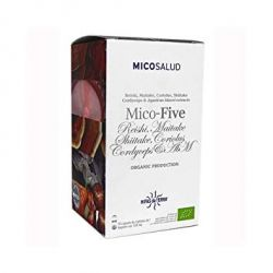 Hifas Da Terra Mico-five Inmuno Hdt 70 Cápsulas