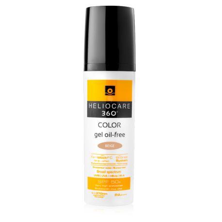 Heliocare 360º Gel Oil-free Beige