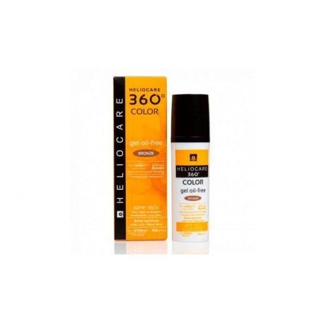 Heliocare 360º Gel Oil-free Bronze