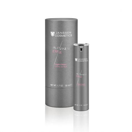 Janssen Cosmetics Platinum Care Night Cream 50 ML