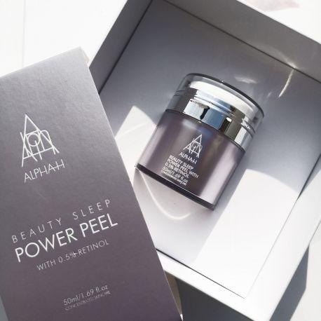 Alpha H Beauty Sleep Power Peel Whit 0,5% Retinol 50ML