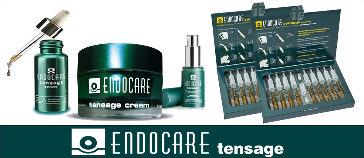 Endocare Tensage, Ofertas Endocare Tensage